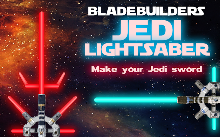 android Conception Jedi Lightsaber Screenshot 1