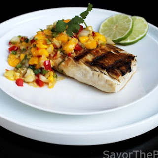 Grilled Mahi Mahi Mango Salsa Recipes