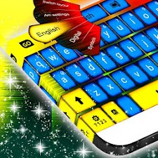 Party Lights Keyboard