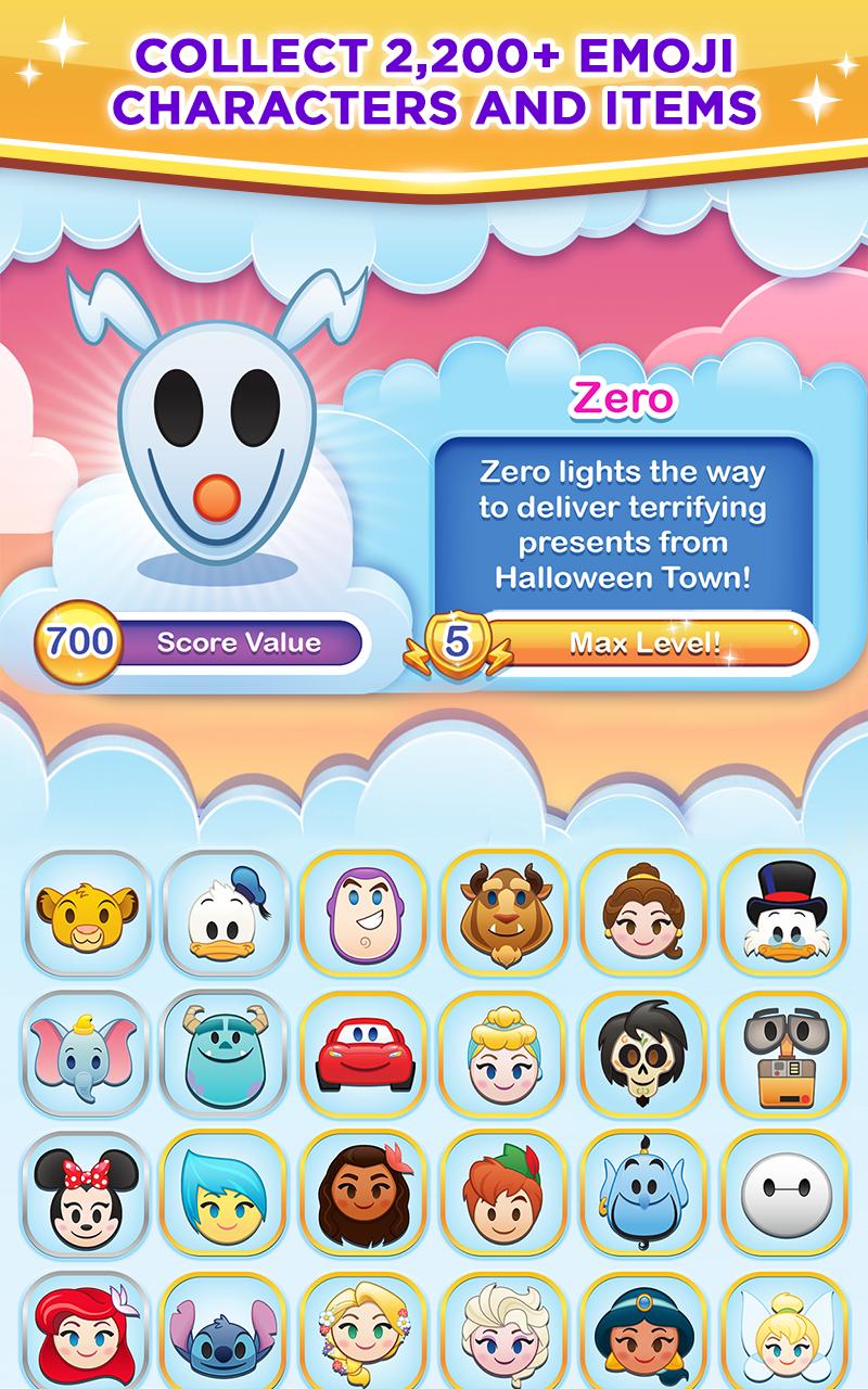 Disney Emoji Blitz Screenshot 5