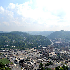 Johnstown, PA by Crystal Bailey - City,  Street & Park  Skylines