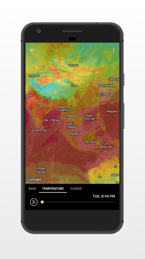 Today Weather - Forecast Screenshot 5