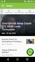 Screenshot of Droid Indonesia (DIDC)