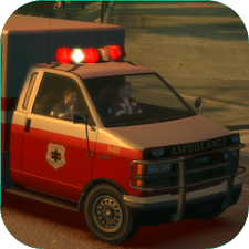Ambulance Game: Emergency