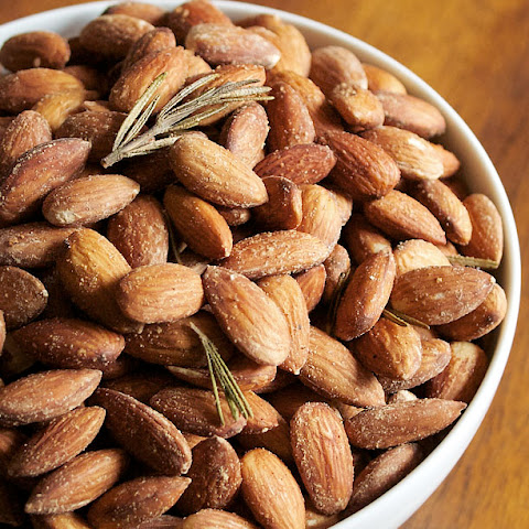 Rosemary & Sea Salt Roasted Almonds