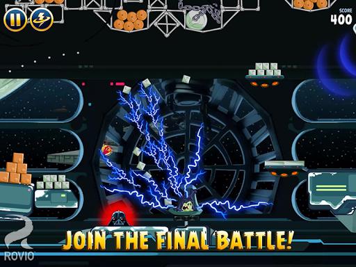 Angry Birds Star Wars screenshot 15