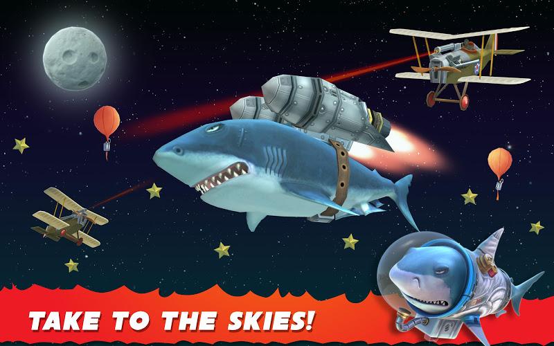 Hungry Shark Evolution Screenshot 12
