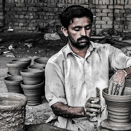 worker by Mohsin Raza - People Professional People