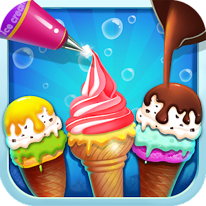 Cover art Ice Cream Master - Crazy Chef