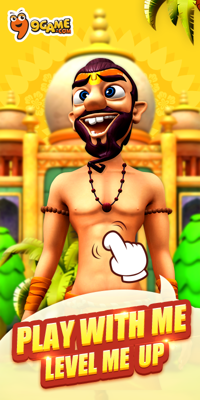 My Talking Babaji-Talking Game Screenshot 2