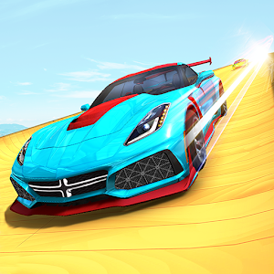 Extreme Ramp Car Stunts: Impossible Car Driving For PC / Windows 7/8/10 / Mac – Free Download