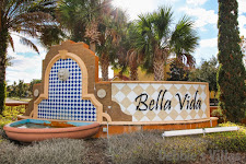 Entrance to Bella Vida