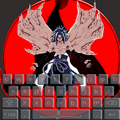 App Sasuke Uchiha Keyboard APK for Windows Phone