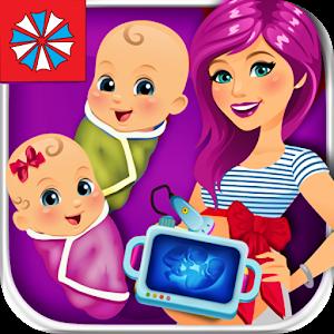 Cover art Baby Pregnancy Care Simulator