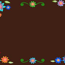 by Dipali S - Illustration Flowers & Nature ( plant, sand, vase, cartoon, flora, decoration, green, art, beautiful, illustration, white, yellow, cute, spring, blossom, season, nature, background, summer, dengue, pots, flowers, garden, flower, design, flowerpot )