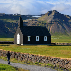 Iceland by Eugenija Seinauskiene - Buildings & Architecture Places of Worship