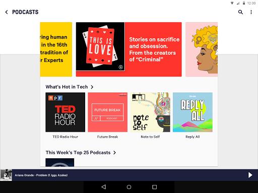 TuneIn: Stream NFL Radio, Music, Sports & Podcasts screenshot 13