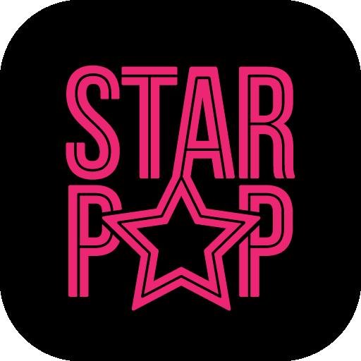 STARPOP - Stars in my palms (app)
