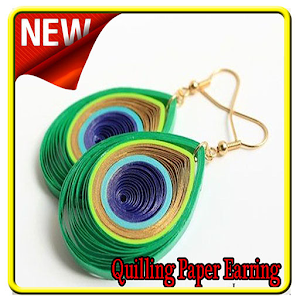 Download Quilling Paper Earring Ideas For PC Windows and Mac
