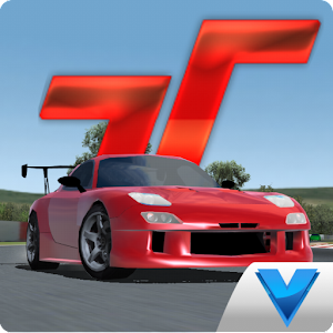 Cover art Fast Track Racing: Race Car 3D