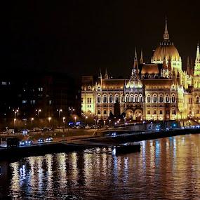 Budapest by Elena Lashneva - City,  Street & Park  Historic Districts