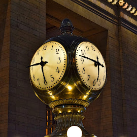 GCT Clock 2 by Mike Scott - Novices Only Objects & Still Life