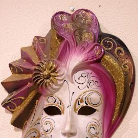 The Mask by Prashant Bhardwaj - Artistic Objects Other Objects