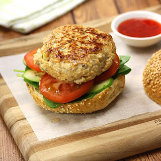 Thai Chicken Burger