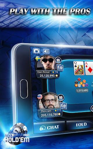 Live Hold'em Pro Poker - Free Casino Games screenshot 7