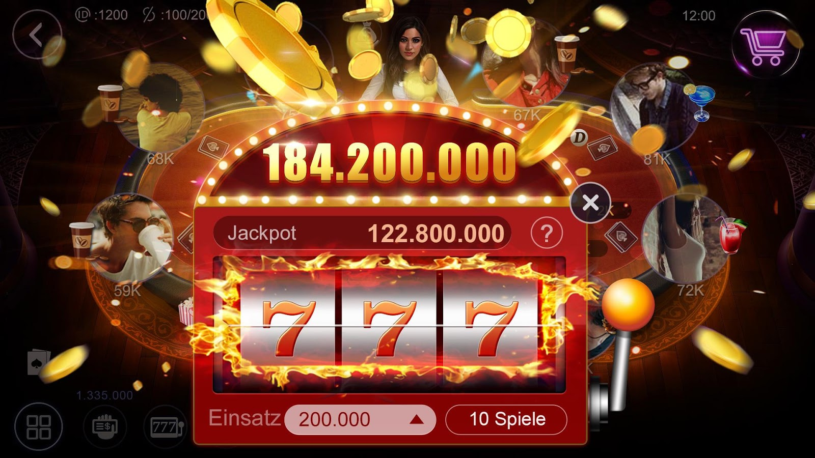 Poker Deutschland Screenshot 7