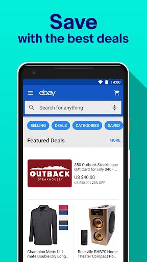 eBay: Shop Deals - Home, Fashion & Electronics screenshot 2