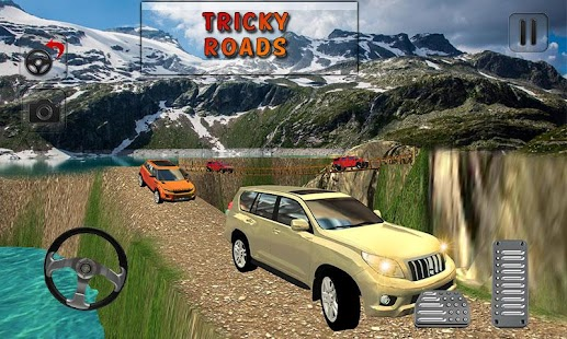 Game Crazy OffRoad Prado Driving APK for Kindle