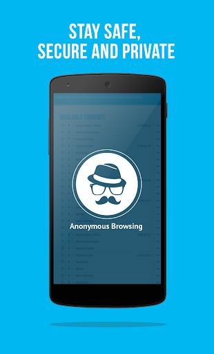 Hola Free VPN Proxy screenshot 4