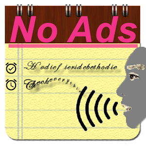 Voice Notes (No Ads) Online PC (Windows / MAC)