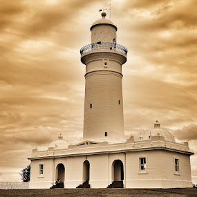 Light House, Vaucluse, NSW by Ajay Sharma - Buildings & Architecture Public & Historical