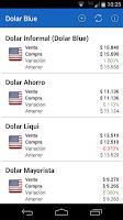 Screenshot of Dollar Blue