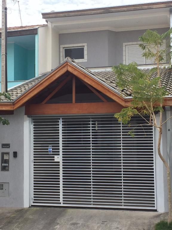 Sobrado  residencial à venda, Loteamento Residencial Vista L