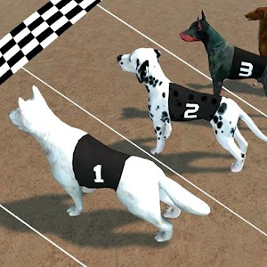 Crazy Dog Racing APK Cracked Download