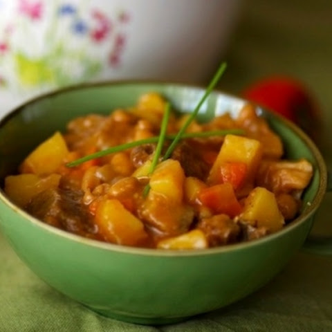 Pork And Vegetable Stew