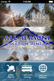 All Seasons Vacation Rental - screenshot