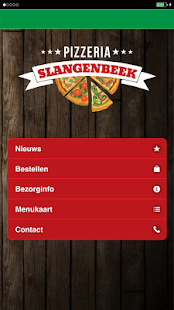 Pizzeria Slangenbeek - screenshot