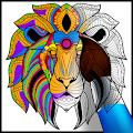 Coloring book Mandala APK for Windows