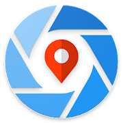 Date and time - GPS camera PRO