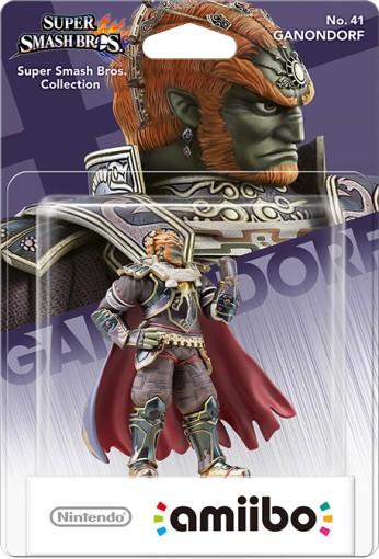 Ganondorf packaged (thumbnail) - Super Smash Bros. series