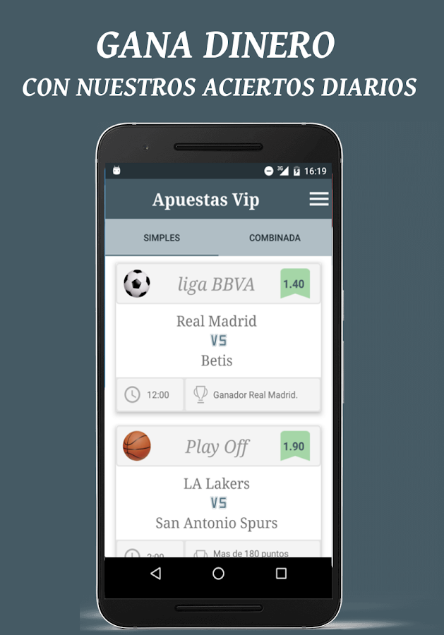 Apuestas Vip Screenshot