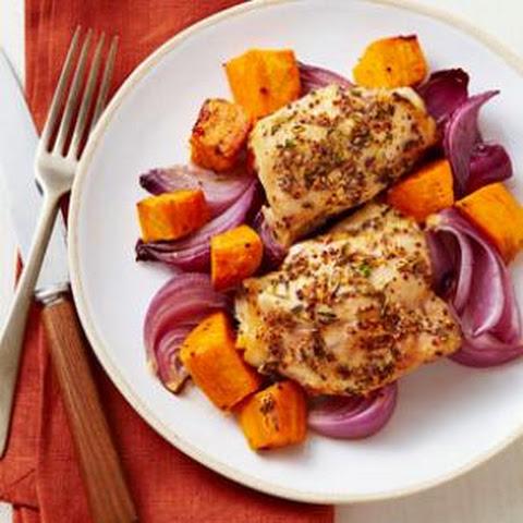 Molasses Glazed Sweet Potatoes Recipes | Yummly