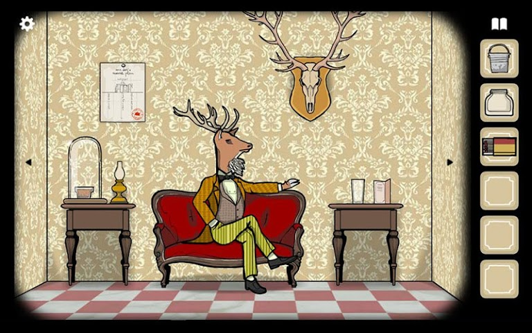 android Rusty Lake Hotel Screenshot 1
