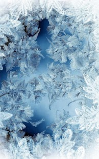 Frozen Glass Live Wallpaper - screenshot