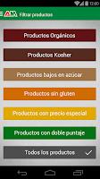 Screenshot of Auto Mercado