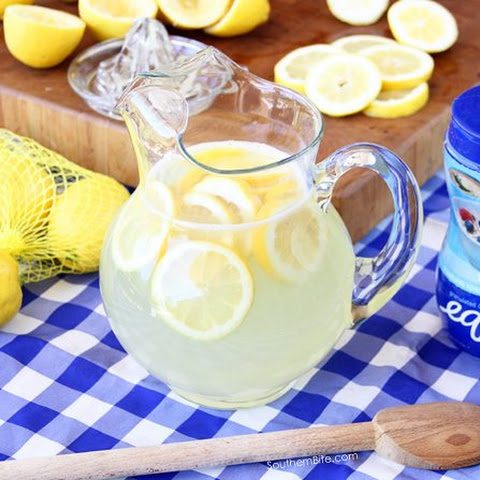 Fresh Squeezed Sugar Free Lemonade